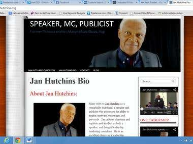 Jan Hutchins - Biography