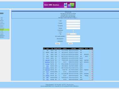 SMS/Voice gateway