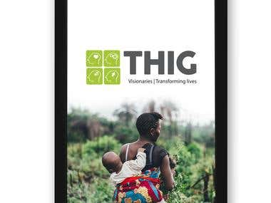 Thig Africa- Financial & Crowdfunding Solution