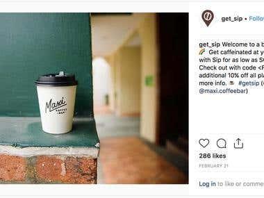 FB/Instagram Ad Copy for Get Sip