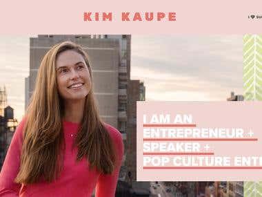 www.kimkaupe.com