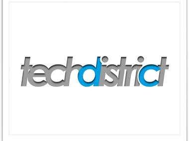 TechDistrict Logo