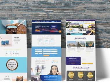 Business Website (Dock Builder)
