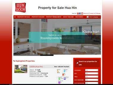 Room sale Site