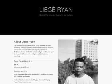 Liege Ryan