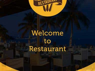 Restaurant Android Application