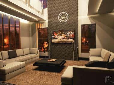 Living Room/Area