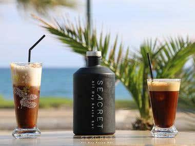 Branding Coctail Bar