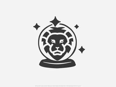 Magic Lion Logo