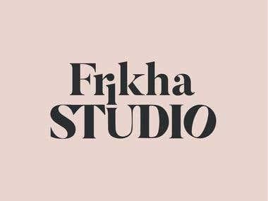 Frikha Studio | Logo & Brand Identity