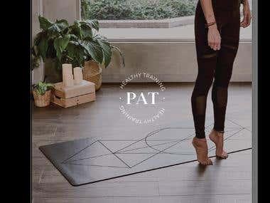 PAT HT | Logo Design