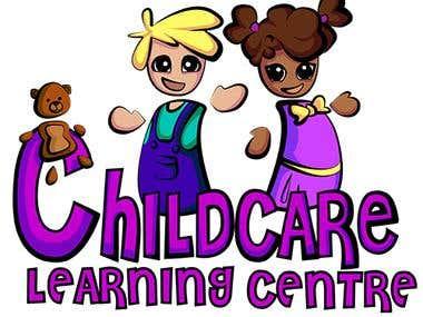Daycare Centre Logo