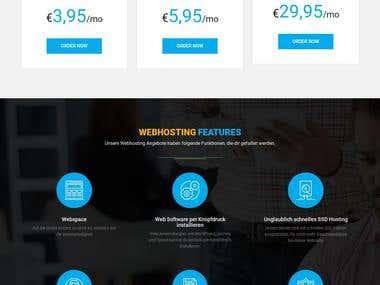 wordpress website php code change