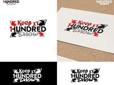 Keep it 1 Hundred Show logo