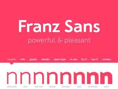 http://www.franzsans.de