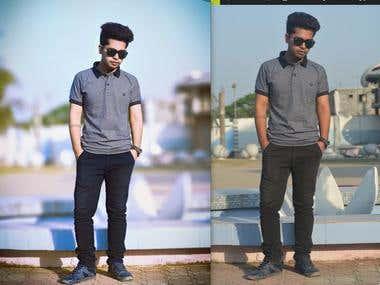 photo edit...