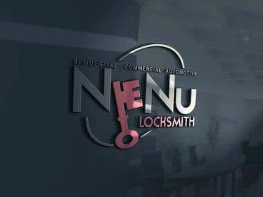 Logo for Lock smith