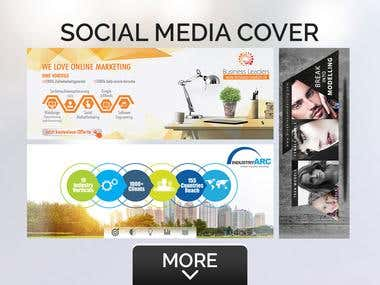Social Media Cover & Post