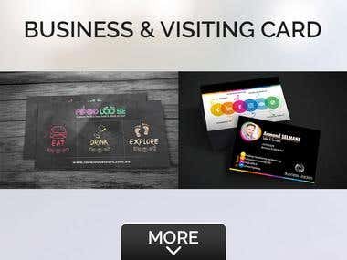 Business & Visiting Card