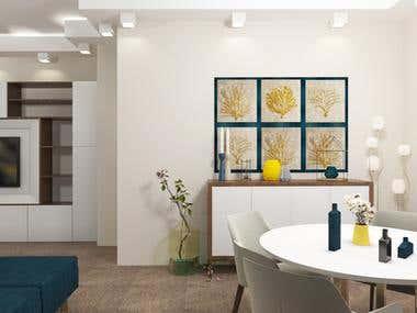 Living Room - Hotel