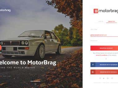 Social Network for car enthusiast