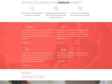 Adalyser - TV Campaign analytics
