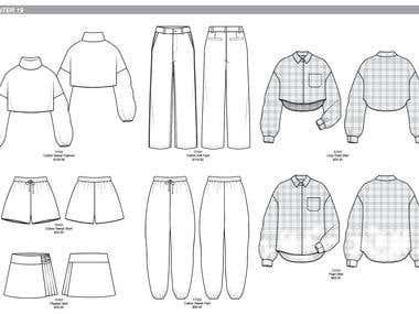 Fashion CAD's & Rangeboards