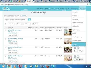 Display Advertising ad-posting, classifieds-posting, display