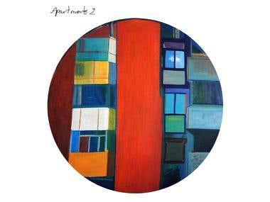 Apartments - Bauhaus style