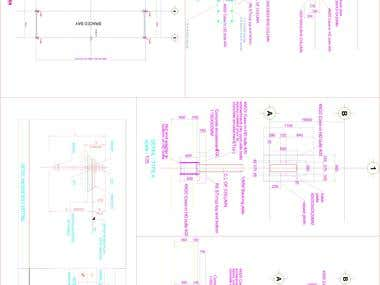 DESIGN AND DETAILS SHOPDRAWING PEB BUILDING by NZA/AS code