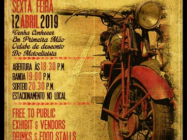 Flyers Motorcycle