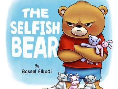 my children's book illustration