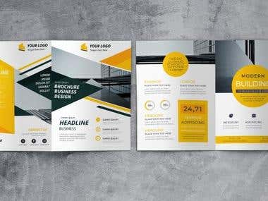 Banner/flyer/poster/business cards