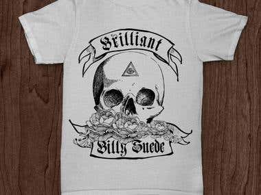 Awarded T-shirt Design