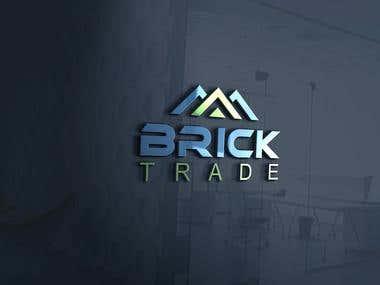 Logo For Brick Trade