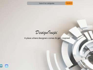 Design Inspiration Site