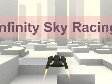 Infinity Sky Racing 3D (Android game)
