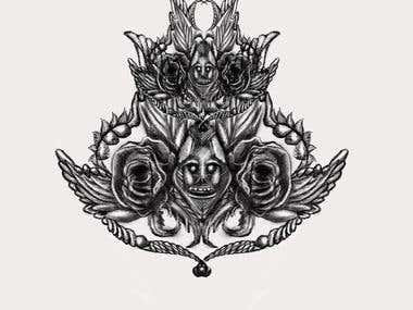 tatoo design inkart and more