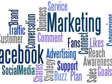 I Will Create And Optimize Your Facebook Business Page