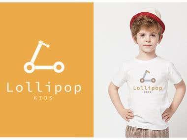 Lollipop Logo Design