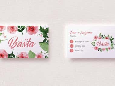 Basta Logo and Brand Identity design and Label design
