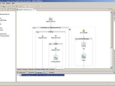 SOA-enablement of SAP ERP with Oracle Service Bus (OSB)