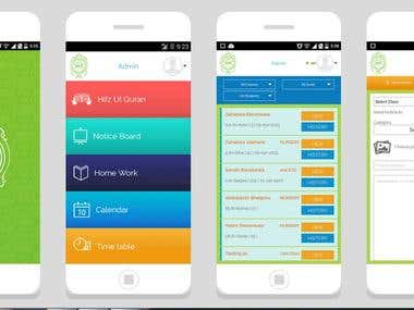 Education Portal App and Web