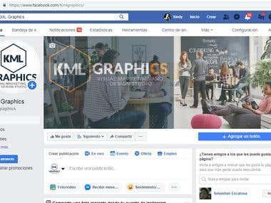 Administradora de pagina para Facebook en México