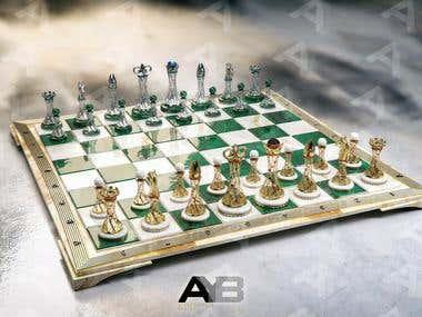 Luxury Chess.