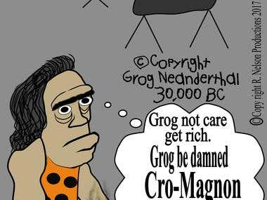 Caveman copyright 1.