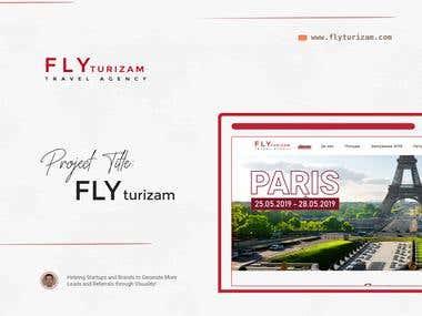 Fly Turizam   Web