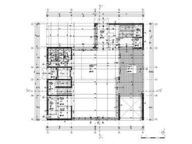 Retail Building Design /Furniture Salon