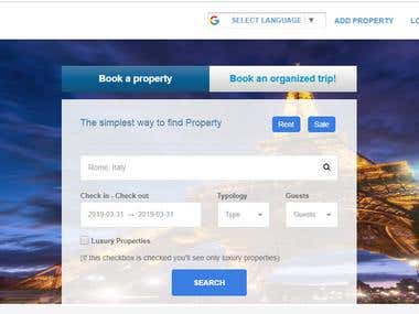 Add New Functionality in Cake Php Property Portal