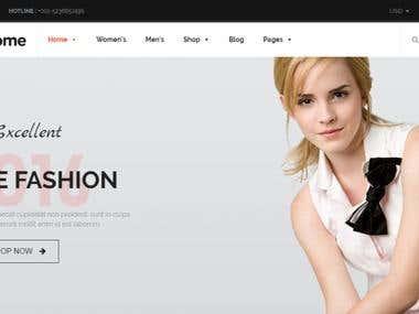 Shopping & shopify
